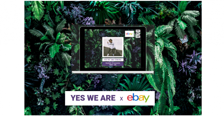 brand content eBay et YES WE ARE